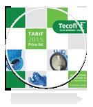 Catalogue produits / Tarif