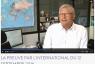 TLM : La preuve par l'international