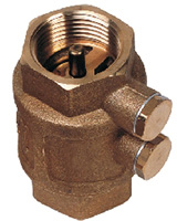Antipollution check valve – brass – female BSP