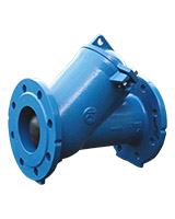 Ball check valve – ductile iron – Flanged
