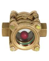 Controlador de circulación por bola – latón – hembra BSP