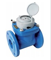 "Flanged type water meter PN25 ""Woltmann"" type"