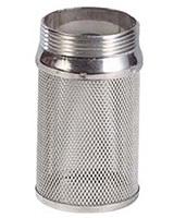 Crépine pour clapet CA1103 – inox 316 – mâle BSP
