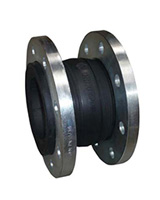 Rubber expansion joint PN10 – NBR – flanged