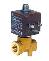 Electrovanne 3/2 NF – laiton – femelle BSP – 1/4″