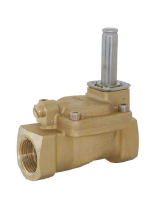 Solenoid valve NO  – brass – female BSP