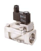 Solenoid valve NC – stainless steel – female BSP