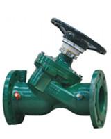 Balancing valve PN20 – ductile iron – flanged