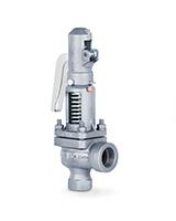 Threaded ends steel safety valve PN40