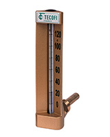 Angle thermometer