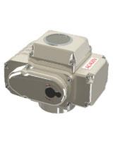 Электрический привод Nutork для четвертьоборотной запорной арматуры