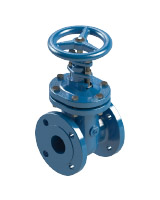 Cas iron gate valve – flanged – PN10