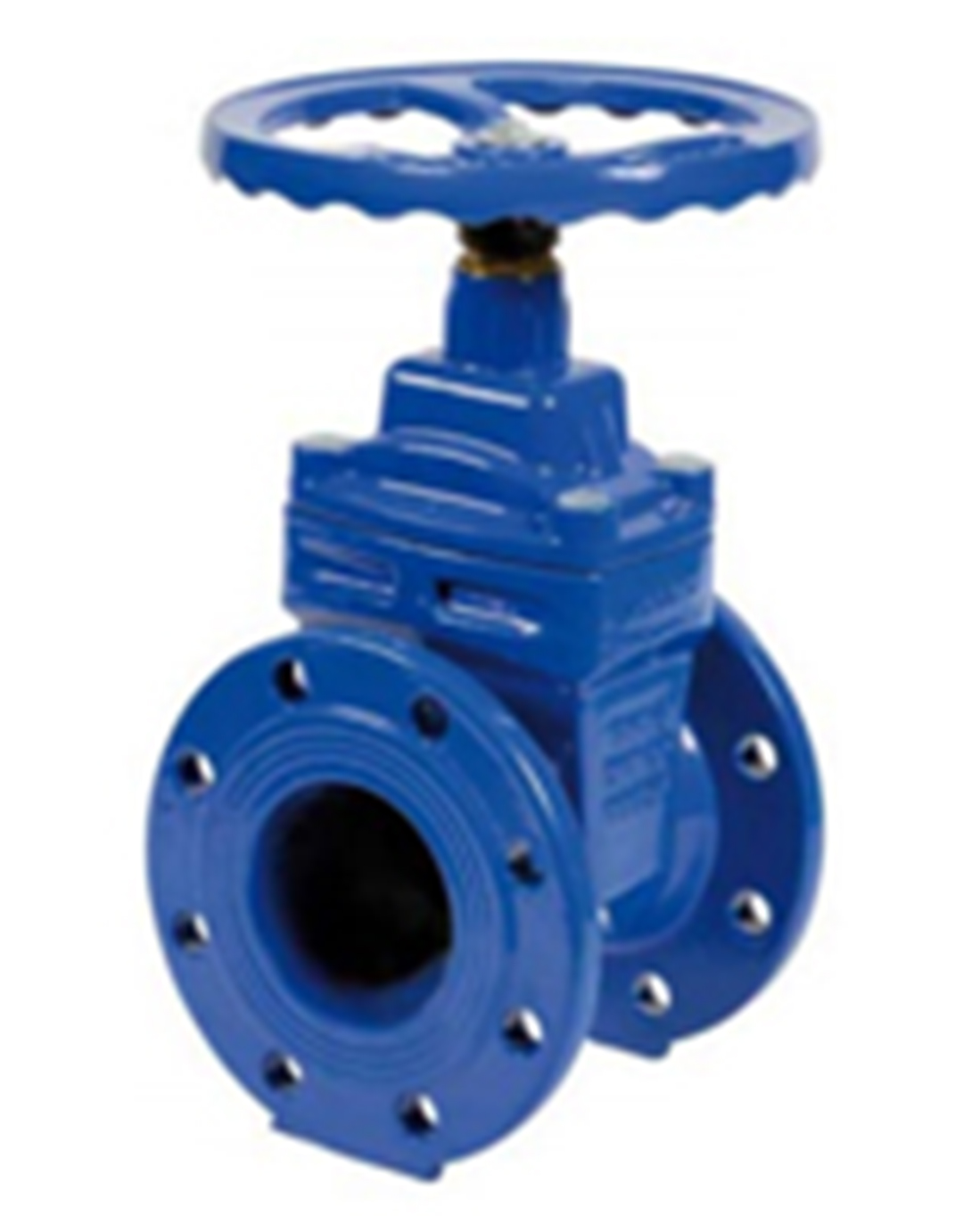 Resilient seat gate valve PN10/16 – short pattern F4 – NBR