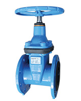 Resilient seat gate valve PN10/16 – short pattern F4 – Handwheel operator – ACS