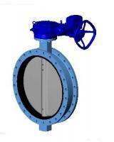 法兰式蝶阀 – 球墨铸铁阀体和阀板 – BERNARD电动执行器