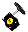 Дополнительное оборудование на дисковые поворотные затворы