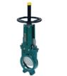Standard knife gate valve