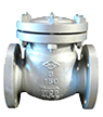 Check valves and strainers casted valves