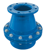 Air inlet check valve