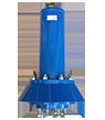 Discharge safety valve