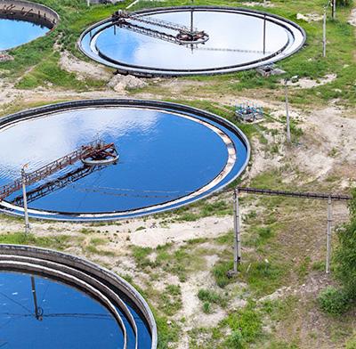 Traitement et adduction d'eau
