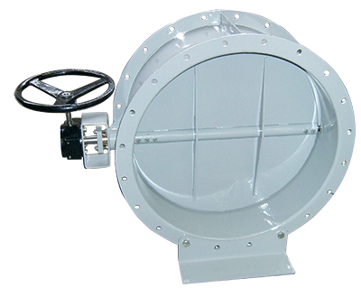 Tecwind - Air register valve - Butterfly valve