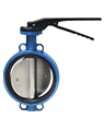Tecfly VPE – Butterfly valve with sleeve