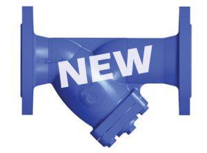 Фланцевые чугунные фильтры Tecofi с магнитной вставкой теперь в складском ассортименте
