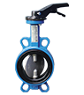 Tecfly – Butterfly valve with sleeve